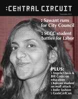 Central Circuit November Cover