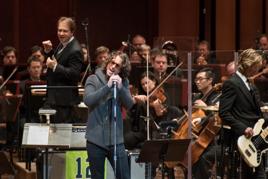 Seattle Symphony, Mike McCready & Mad Season